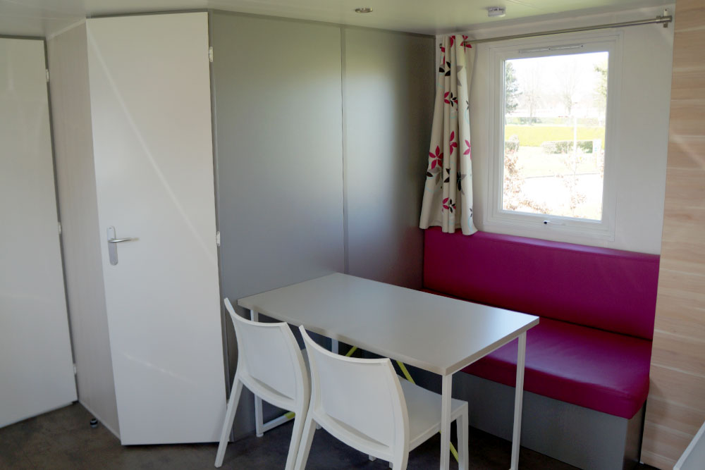 Mobil-home 2/4 pers